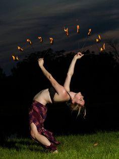 #circus #fire #firebreather #hot #bellydancer #flames #Model.     Model: Brittany Loren https://m.facebook.com/profile.php?id=386729151503319  Photographer: Ruben Kappler