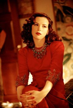 Kate Beckinsale as Ava Gardner in The Aviator (2004). - 1940s