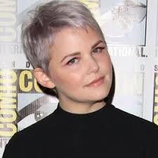 Image result for grey hair trend