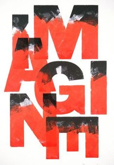 Creative Typography, Graphic, Design, Typographic, and Madness image ideas & inspiration on Designspiration Creative Typography, Graphic Design Typography, Typography Art, Monospace, Typographie Inspiration, Typographic Poster, Letterpress Printing, Grafik Design, Book Cover Design