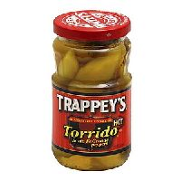 Torrido® Santa Fe Grande Peppers - a spicy life is a happy life -- trappeys.com #trappeys #peppers #tasty
