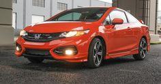 2015 Honda Civic SI review