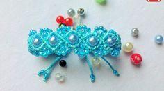DIY Macrame tutorial: Wavy Flower bracelet - made with happiness