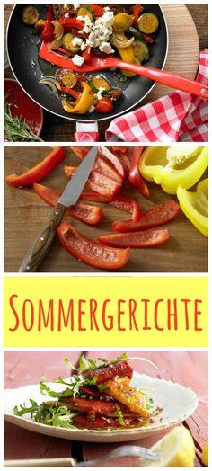 Frische, leckere und Saisonale Rezepte für den Sommer. Wir haben die leckersten Rezepte, passend zur heißen Jahreszeit für Sie zusammengestellt: Sommergerichte | http://eatsmarter.de/rezepte/rezeptsammlungen/sommergerichte-fotos#/0