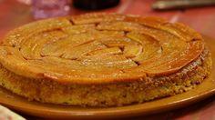 Bolo perfeito de banana caramelada: receita da Rita Lobo - Receitas - GNT