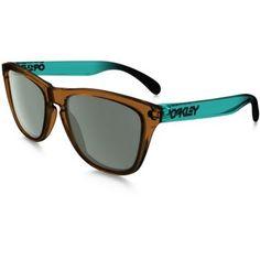 35492e10ae Oakley Surf Frogskins Sunglasses - OCHRE W  DARK GREY Oakley Flak Jacket