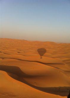 hot air ballon travel