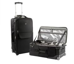 Logistics Manager™ Rolling Case - Think Tank. Perfect for lighting equipment.