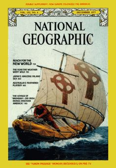 1977 – National Geographic Blamed Identical Weather On Global Cooling