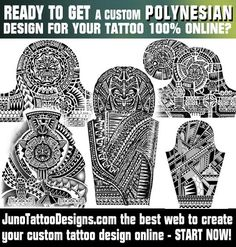 polynesian tattoos, samoan tattoo, tattoo template, juno tattoo designs, tribal…