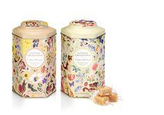 Crabtree & Evelyn Food Range by Caroline Phillips #packaging #design