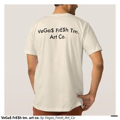 VeGa$ FrE$h tm. art co. T-shirts