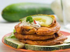 Cuketa obalená v Hrašce Salmon Burgers, Mexican, Beef, Ethnic Recipes, Paradise, Food, Meat, Essen, Meals