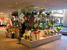 flower shop kiosk design - Google Search