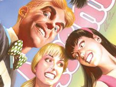 I'm still not sure why they made the Archie gang look like white middle class cannibals.