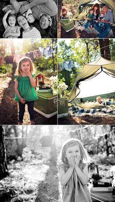 Knol family camping shoot @Lindsay Gallagher Smith