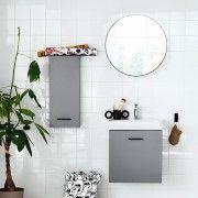 Skapa alaosa 50x35 Decor, Furniture, Home Decor, Bathroom Mirror, Round Mirror Bathroom, Bathroom, Mirror