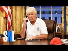 Baldwin's Trump Kicks Off 'SNL' Season 43 by Threatening to 'Tweet on' Jeff Sessions (Video)
