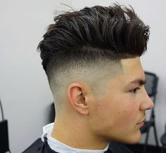 Mens Hairstyles + Cool Haircuts For Men Best Fade Haircuts, Cool Haircuts, Hairstyles Haircuts, Haircuts For Men, Cool Hairstyles For Men, Medium Hairstyles, Wedding Hairstyles, Modern Haircuts, 2018 Haircuts