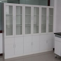 Vented Chemical Storage Cabinets Equipped With One Silent Fans That  Discharge Chemical Vapors Into Outdoor To Minimize Health And Environmental  Risks.