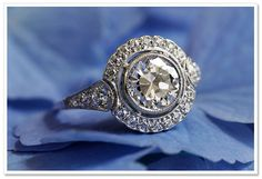 Antique Engagement Rings from Brilliant Earth