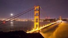 Super-cool timelapse of San Francisco. Paradise x SF. There were a lot of long nights and early mornings, most of the time it was really cold and foggy. Living on top of a hill al...