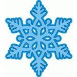 snowflake layering set