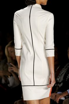138 details photos of Chado Ralph Rucci at New York Fashion Week Spring 2013.