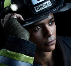 Chicago Fire: Peter Mills...up close and personal | Shared by LION
