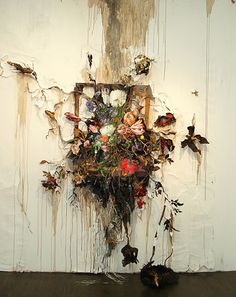 update decaying fine art by valerie hegarty is part of Decay art - Update Decaying Fine Art by Valerie Hegarty Fineart Inspiration Giacometti, Decay Art, Growth And Decay, Instalation Art, Art Et Illustration, Girl Illustrations, Deco Floral, A Level Art, Gcse Art