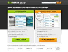 DoNanza: Freelance Jobs Search Engine | StartUps Pro,Inc