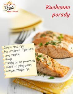 Smażenie ryb Easy Meals, Tasty, Chicken, Cooking, Kitchen, Recipes, Dom, Accessories, Diet