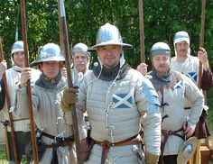 My Armoury.com - View topic - Let's see some kettle hats! At least they have chain-mail!