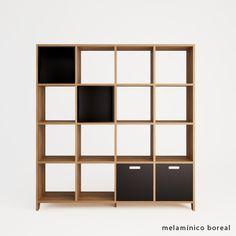 Biblioteca cubos - Muebles Online de Diseño