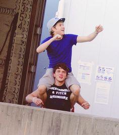 Niall Horan & Josh Devine