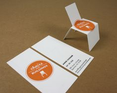 What a neat business card :D