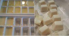 Des ingrédients simples pour du savon fait maison!