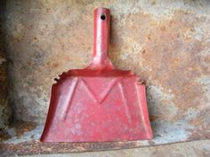 Miniature Dust Pan by assemblage333 on Etsy, $12.00