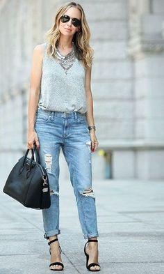 Look: Regata + Jeans