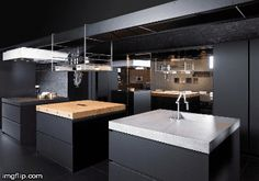 work's is the epitome of sophisticated, functional kitchens   @meccinteriors   design bites