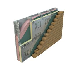 Rigid Insulation Exterior Walls | is an exterior wall insulation panel composed of a Class A rigid ...