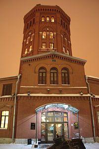 Водонапорная башня — Википедия