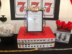 Vegas High Rollers Casino Girls Night In - Bunco Party Ideas | Photo 22 of 26 | Catch My Party