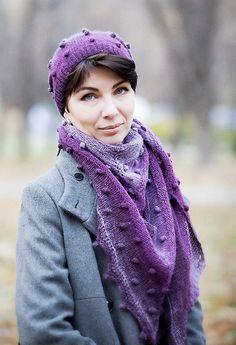 Готовим шапки летом... и свитера тоже!: ru_knitting - Page 2