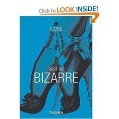 undergroundin & popkultin kengät:: Bizarre versus trendit - alakulttuurista valtavirtaan