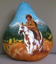 Native American Gourd