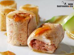 Recetas frías: Pollo Baked Potato, Tasty, Baking, Biscotti, Diabetes, Ethnic Recipes, Food, Gastronomia, Salsa Chicken