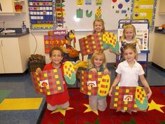 Kindergarten - Paper Weaving