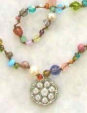 Love this handmade jewelry