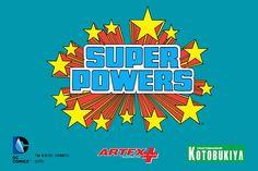Kotobukiya lansează DC Comics SUPER POWERS COLLECTION